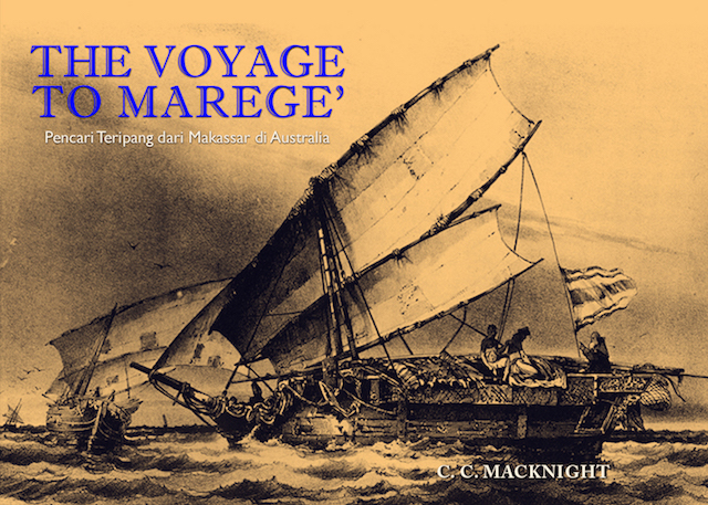 THE VOYAGE TO MAREGE'